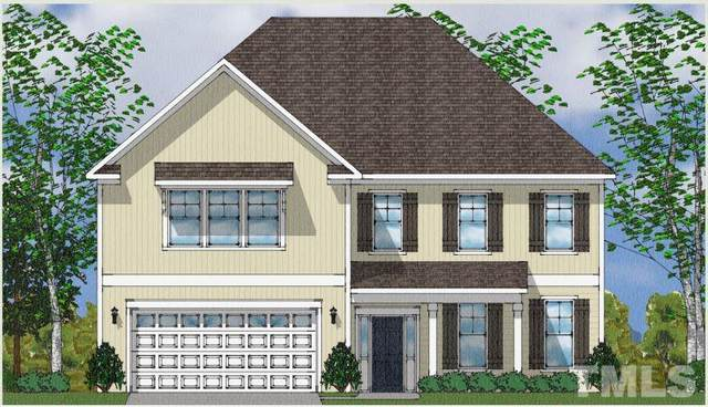 429 Cahors Trail #139, Holly Springs, NC 27540 (#2359114) :: Triangle Just Listed