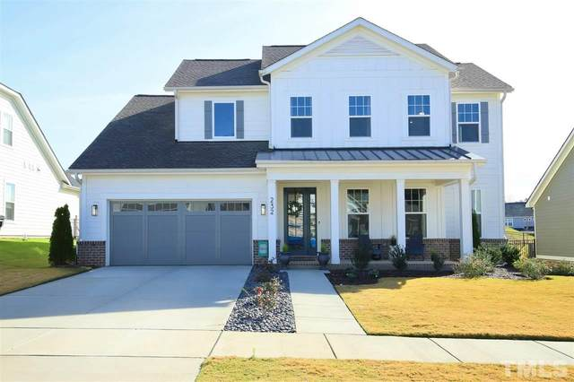 232 Scarlet Tanager Circle, Holly Springs, NC 27540 (#2359118) :: Triangle Just Listed