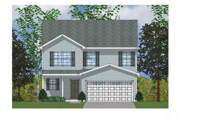 202 Sherrill Place Lane #49, Garner, NC 27529 (#2359158) :: Real Properties