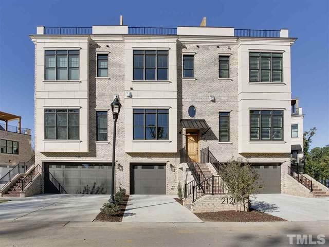 2120 Cameron Manor Way #103, Raleigh, NC 27605 (#2359217) :: The Jim Allen Group