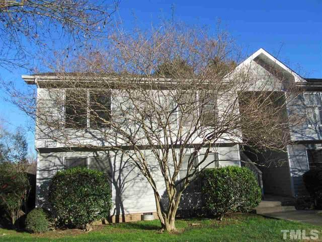 202 Mcgregor Drive #202, Chapel Hill, NC 27514 (#2359311) :: Marti Hampton Team brokered by eXp Realty