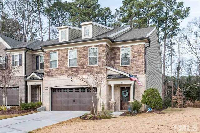 208 Daymire Glen Lane, Cary, NC 27519 (#2359321) :: Saye Triangle Realty