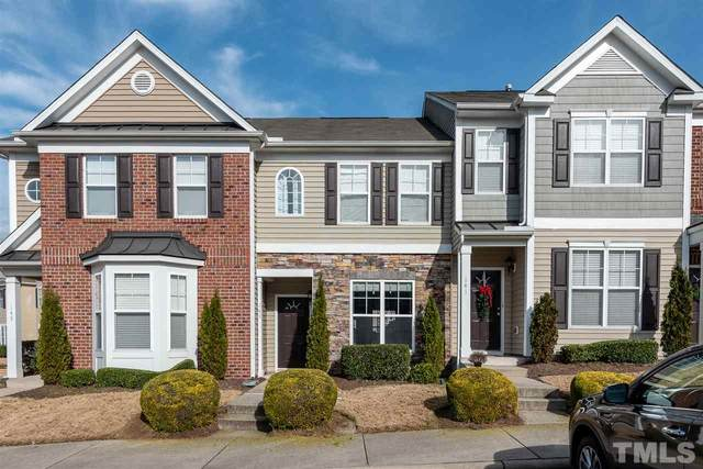 100 Stratford Lakes Drive #143, Durham, NC 27713 (MLS #2359410) :: On Point Realty