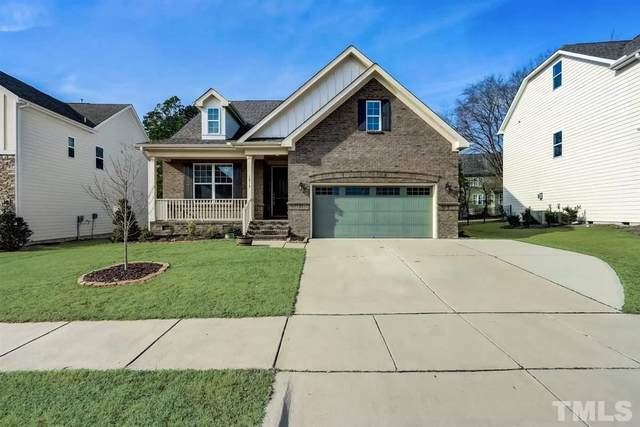 1213 Stonemill Falls Drive, Wake Forest, NC 27587 (#2359425) :: Real Estate By Design