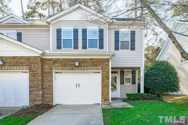 4707 Lawhorn Street, Raleigh, NC 27606 (MLS #2359454) :: On Point Realty