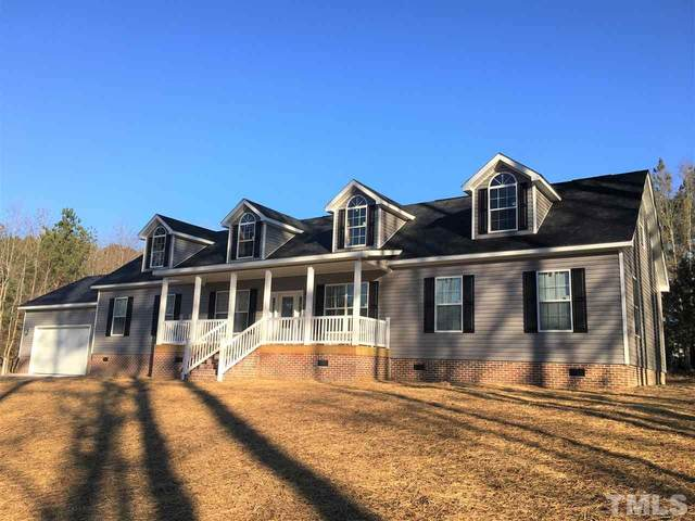 1191 Franklin Lane, Henderson, NC 27537 (#2359456) :: The Jim Allen Group