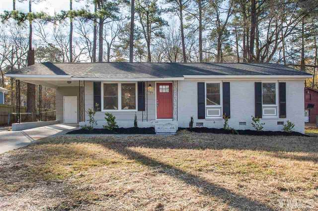 1007 Springview Trail, Garner, NC 27529 (#2359513) :: Triangle Just Listed