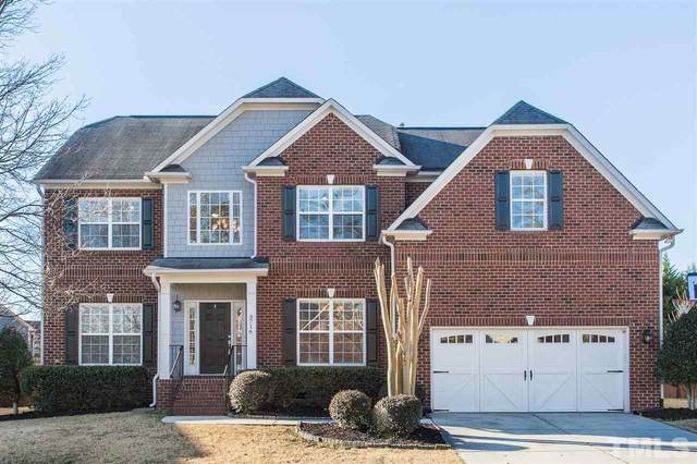 3716 Windmeade Road, Wake Forest, NC 27587 (#2359531) :: Marti Hampton Team brokered by eXp Realty
