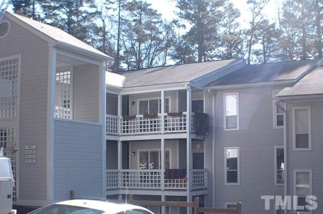 4611 Timbermill Court #203, Raleigh, NC 27612 (#2359533) :: Marti Hampton Team brokered by eXp Realty