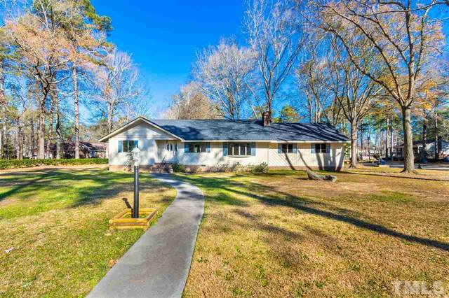 300 W Holding Street, Smithfield, NC 27577 (#2359535) :: Real Properties