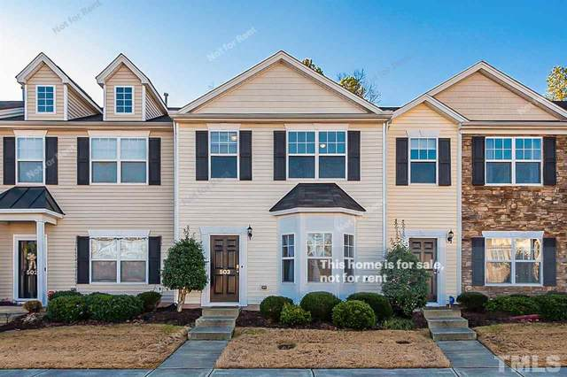 1725 Tw Alexander Drive #503, Durham, NC 27703 (#2359546) :: Triangle Top Choice Realty, LLC