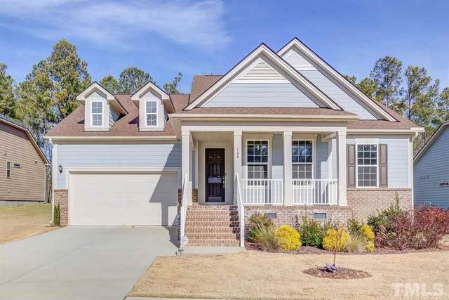 100 Olde Liberty Drive, Youngsville, NC 27596 (#2359620) :: Sara Kate Homes
