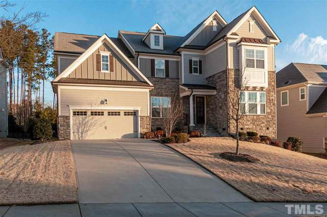 3517 Mountain Hill Drive, Wake Forest, NC 27587 (#2359635) :: Bright Ideas Realty