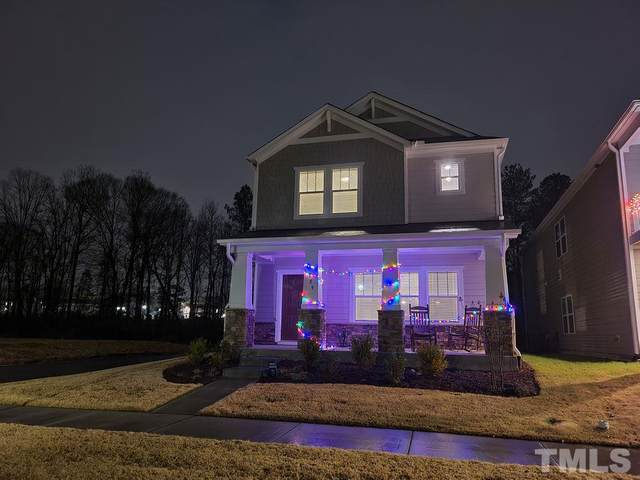 809 Firebrick Drive, Cary, NC 27519 (#2359638) :: Real Estate By Design