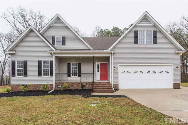 5854 Roseheath Road, Bailey, NC 27807 (#2359642) :: Real Estate By Design