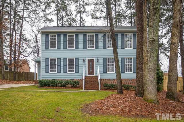 1219 Nottingham Drive, Cary, NC 27511 (#2359649) :: The Jim Allen Group