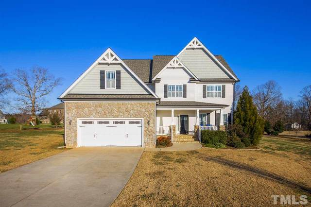 1020 Bluebell Lane, Wake Forest, NC 27587 (MLS #2359667) :: On Point Realty