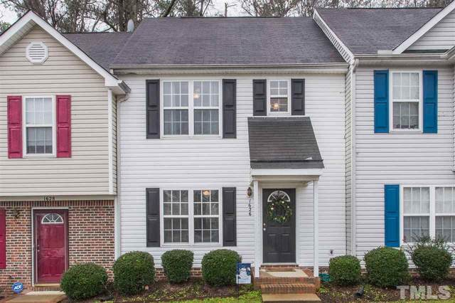 1626 Briarmont Court, Raleigh, NC 27610 (MLS #2359682) :: On Point Realty
