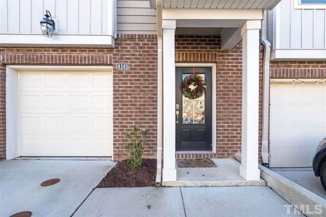4145 Sykes Street, Cary, NC 27519 (MLS #2359693) :: On Point Realty
