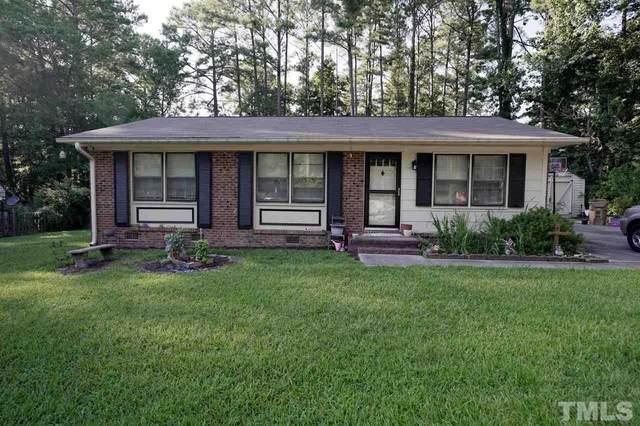 506 Forest Ridge Road, Garner, NC 27529 (#2359701) :: The Jim Allen Group