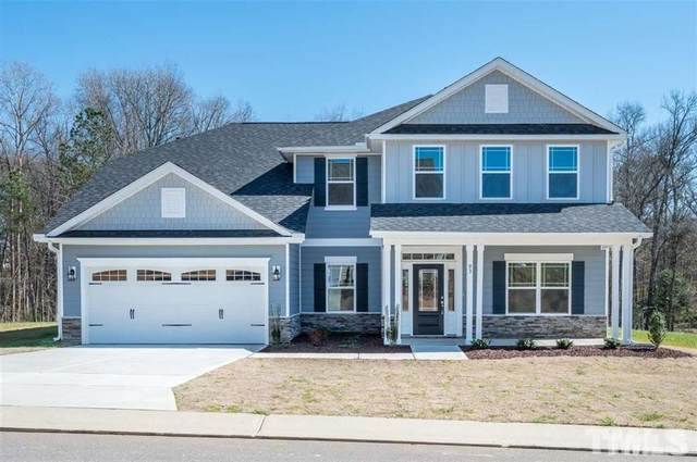 112 Bushel Basket Drive, Benson, NC 27504 (#2359704) :: Dogwood Properties