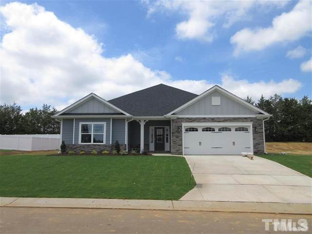 72 Red Hawk Place Lot 68, Smithfield, NC 27577 (#2359713) :: The Jim Allen Group