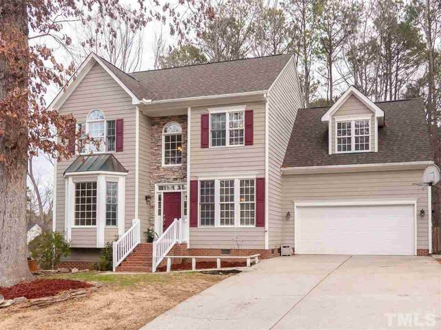 1306 Patterson Grove Road, Apex, NC 27502 (MLS #2359722) :: On Point Realty