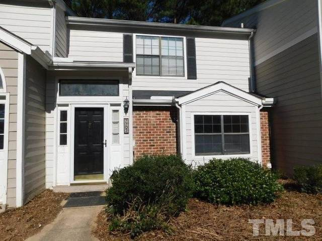 7703 Falcon Rest Circle #7703, Raleigh, NC 27615 (#2359726) :: RE/MAX Real Estate Service