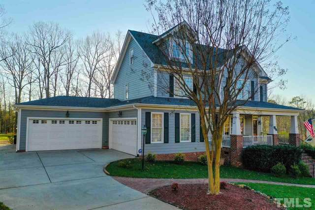121 Wright Hill Drive, Durham, NC 27712 (#2359735) :: Bright Ideas Realty