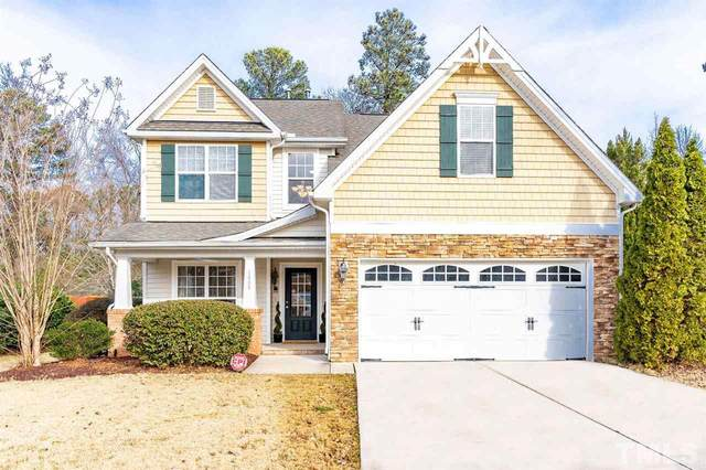 1005 Deshire Lane, Morrisville, NC 27560 (#2359757) :: Bright Ideas Realty