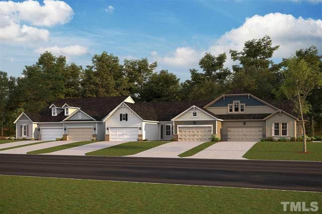 1063 Bingley Drive Lot 660, Durham, NC 27703 (#2359795) :: Dogwood Properties