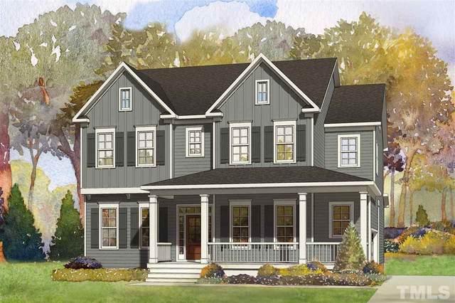 64 N Flanders Street, Chapel Hill, NC 27517 (#2359803) :: Real Properties
