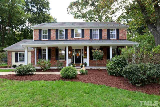 928 Pebblebrook Drive, Raleigh, NC 27609 (#2359848) :: Real Estate By Design