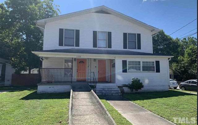 1509 Fayetteville Street, Durham, NC 27707 (#2359868) :: Real Estate By Design
