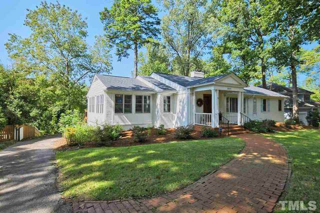 3049 Granville Drive, Raleigh, NC 27609 (#2359913) :: Triangle Just Listed