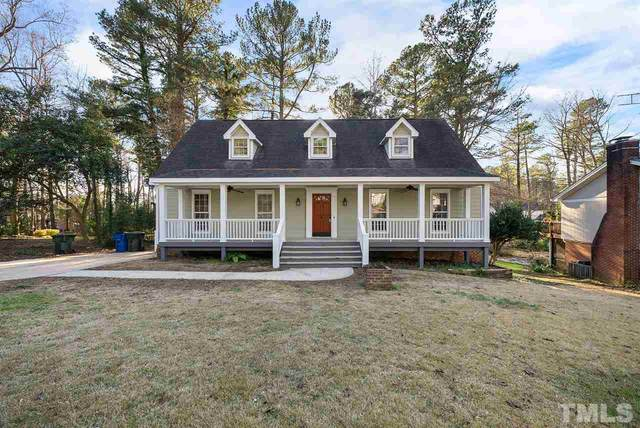 7705 Vauxhill Drive, Raleigh, NC 27615 (#2359915) :: RE/MAX Real Estate Service