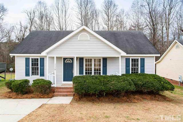 1116 Holly Pointe Drive, Wendell, NC 27591 (#2359922) :: Raleigh Cary Realty