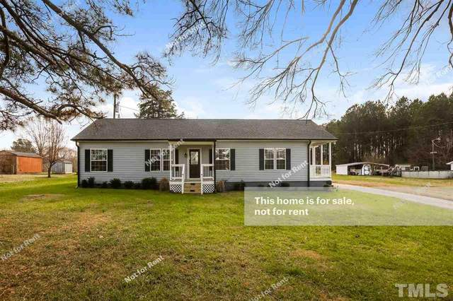 9702 Dukes Lake Road, Zebulon, NC 27597 (#2359963) :: The Perry Group