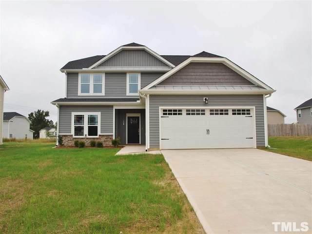 255 Grovemere Lane Lexington, Wendell, NC 27591 (#2359964) :: Real Properties