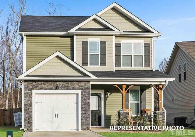 28 Schoolhouse Way, Clayton, NC 27520 (#2359967) :: Real Properties