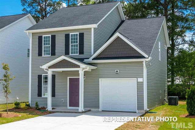 20 Schoolhouse Way, Clayton, NC 27520 (#2359969) :: The Rodney Carroll Team with Hometowne Realty