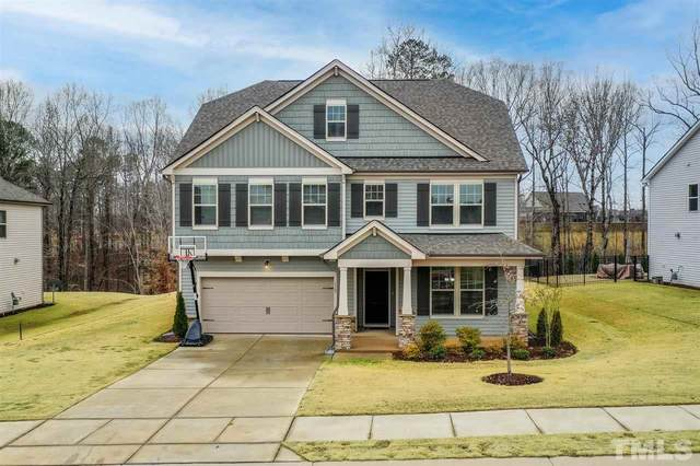 112 E Ravano Drive, Clayton, NC 27527 (#2359972) :: Sara Kate Homes