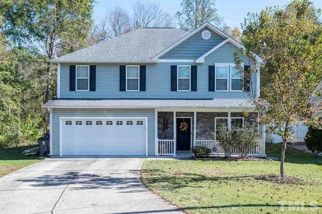 324 Jewel Haven Way, Knightdale, NC 24545 (MLS #2359979) :: On Point Realty