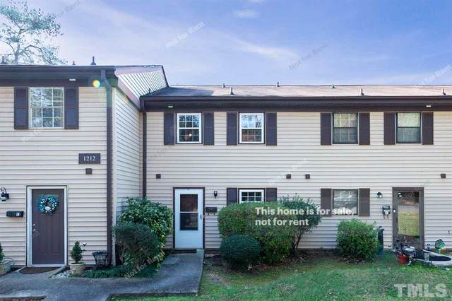 1212 Manassas Court D, Raleigh, NC 27609 (#2360004) :: Bright Ideas Realty