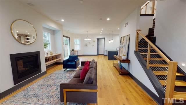 627 Linfield Drive, Durham, NC 27701 (#2360016) :: Real Properties