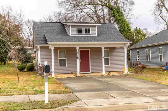 917 Skinner Drive, Raleigh, NC 27610 (#2360040) :: Bright Ideas Realty