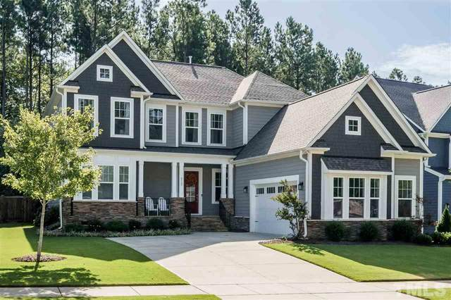 313 Harmony Creek Place, Apex, NC 27539 (#2360072) :: Real Estate By Design