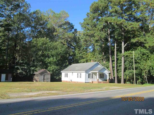 411 Us 401 Highway, Norlina, NC 27563 (#2360097) :: Real Estate By Design