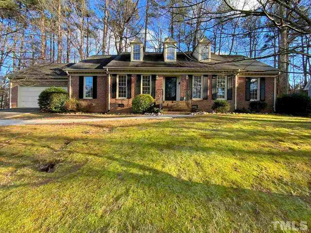 505 Whitehall Way, Cary, NC 27511 (#2360158) :: The Jim Allen Group