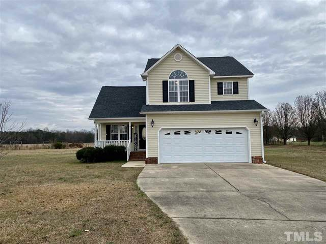 26 Serenity Pointe Drive, Selma, NC 27576 (#2360253) :: Sara Kate Homes